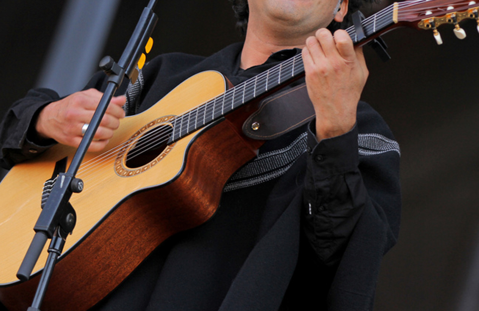 La industria de la música chilena llama la atención del mundo