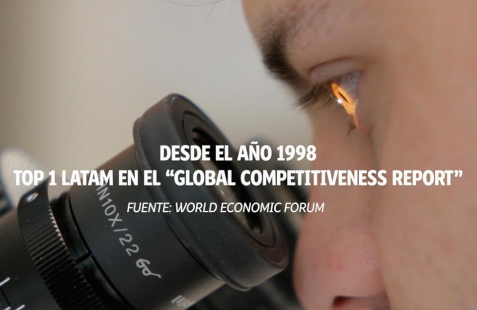 Chile, polo de inversión extranjera en tecnología | Marca Chile
