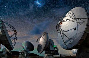 Científicos construyen en Chile antenas de alto rendimiento y bajo costo para la astronomía