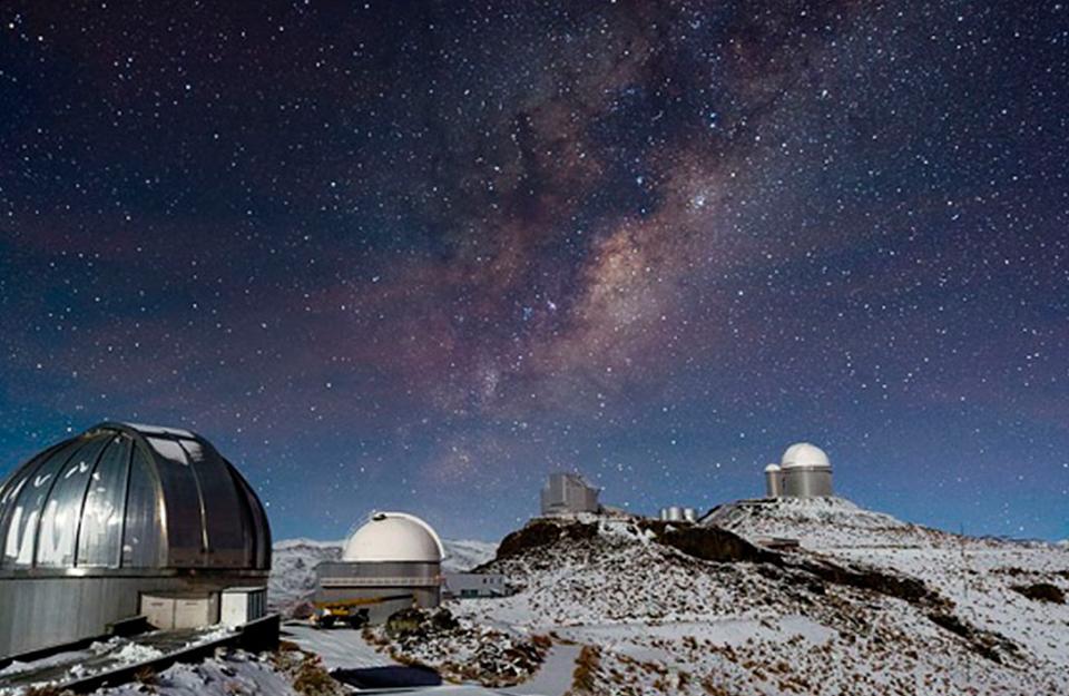"""Comienza """"cacería"""" de planetas en el norte de Chile"""