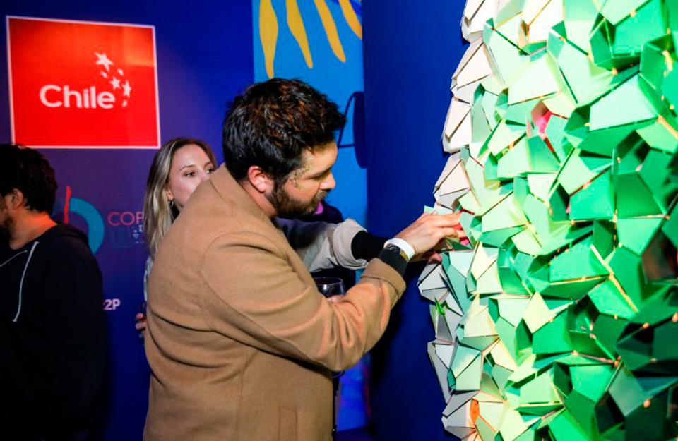 """Costanera Center junto a Imagen de Chile realizan exposición """"Mundo del Agua"""""""