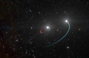 Desde Chile se descubre el agujero negro más cercano a la Tierra