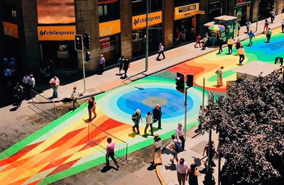 Disfruta del Arte en Santiago