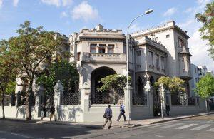 Los Edificios Históricos de Santiago
