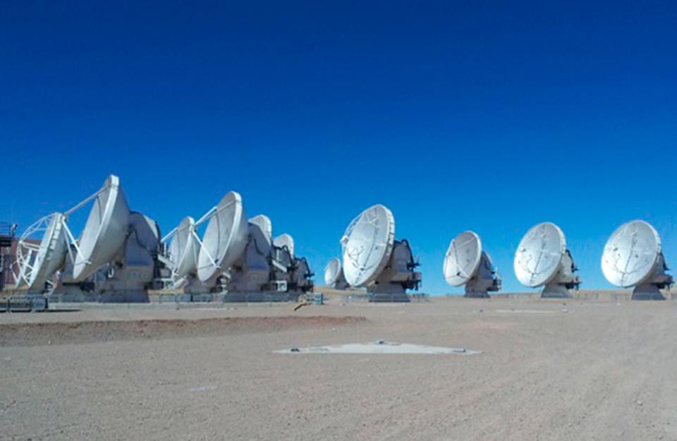 El avance del turismo astronómico en Chile