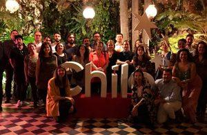 Encuentro entre Imagen de Chile y corresponsales