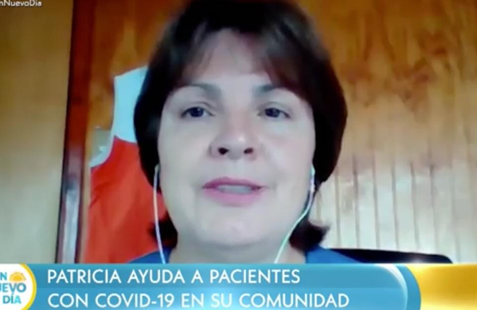 Enfermera chilena es destacada por World Vision International en lucha contra el covid-19 | Marca Chile