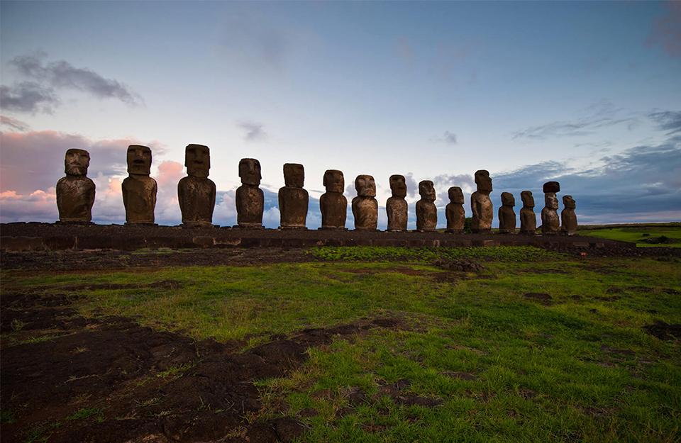 Filosofía ancestral de Rapa Nui es destacada en prensa internacional | Marca Chile
