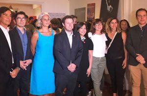 Imagen de Chile participa de despedida a delegación que asistirá al European Film Market