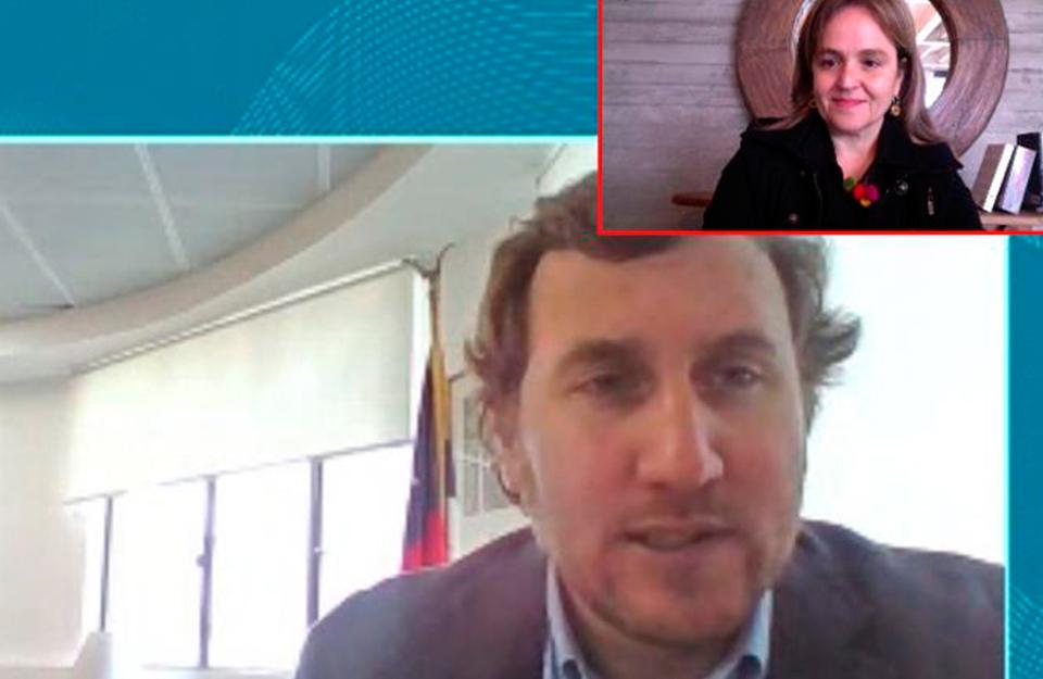 Imagen de Chile participó en el foro #ChileHubdeInversión de Corfo y Start-Up Chile | Marca Chile
