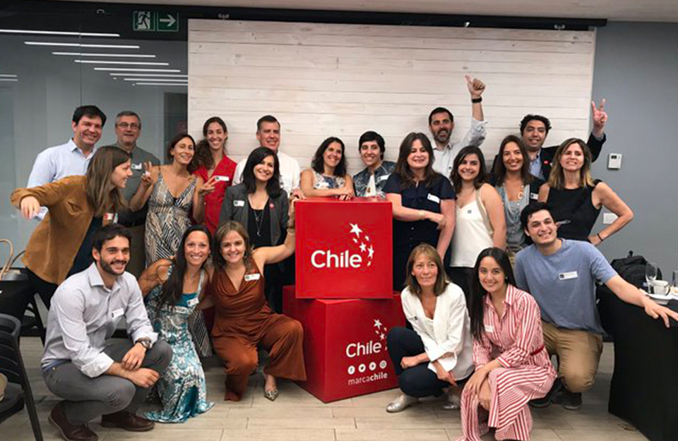 Imagen de Chile realiza desayuno junto a licenciatarios del Programa Uso de Marca