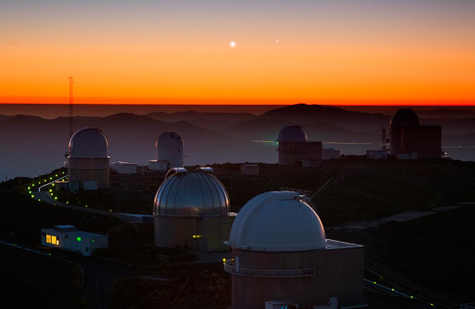 Imágenes captadas desde Chile permiten el descubrimiento de siete nuevos planetas similares a la Tierra | Marca Chile