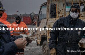 La ciencia chilena hace noticia en el mundo