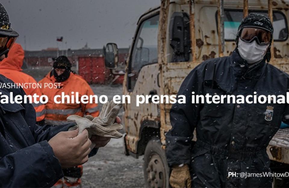 La ciencia chilena hace noticia en el mundo | Marca Chile