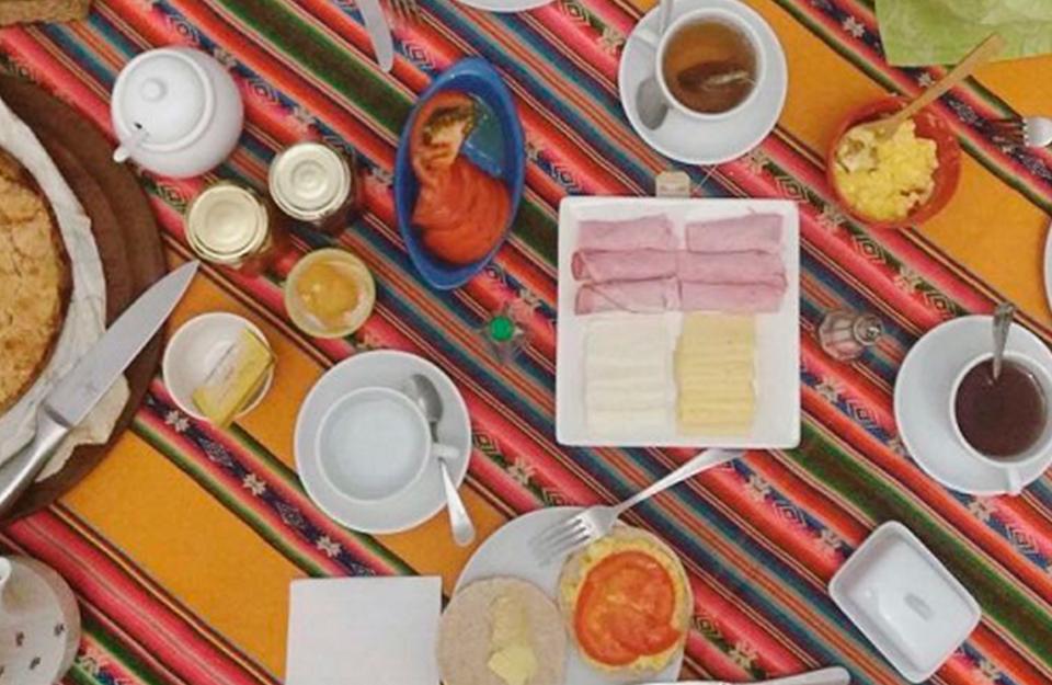 """La """"Once"""", una tradicional comida del pueblo chileno"""