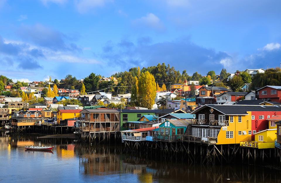 La riqueza y la diversidad de la arquitectura chilena tradicional