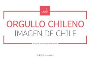 """Lanzamos el estudio de """"Orgullo Chileno"""""""
