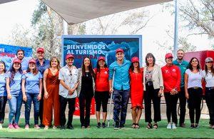 Lanzan concurso para bautizar nuevo mirador de Chile en Parquemet
