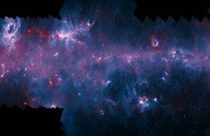 Logran la imagen más detallada de la Vía Láctea desde el desierto de Atacama