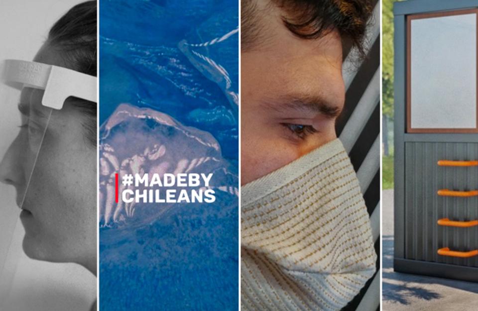 #MadebyChileans: 8 innovaciones chilenas que buscan enfrentar el coronavirus