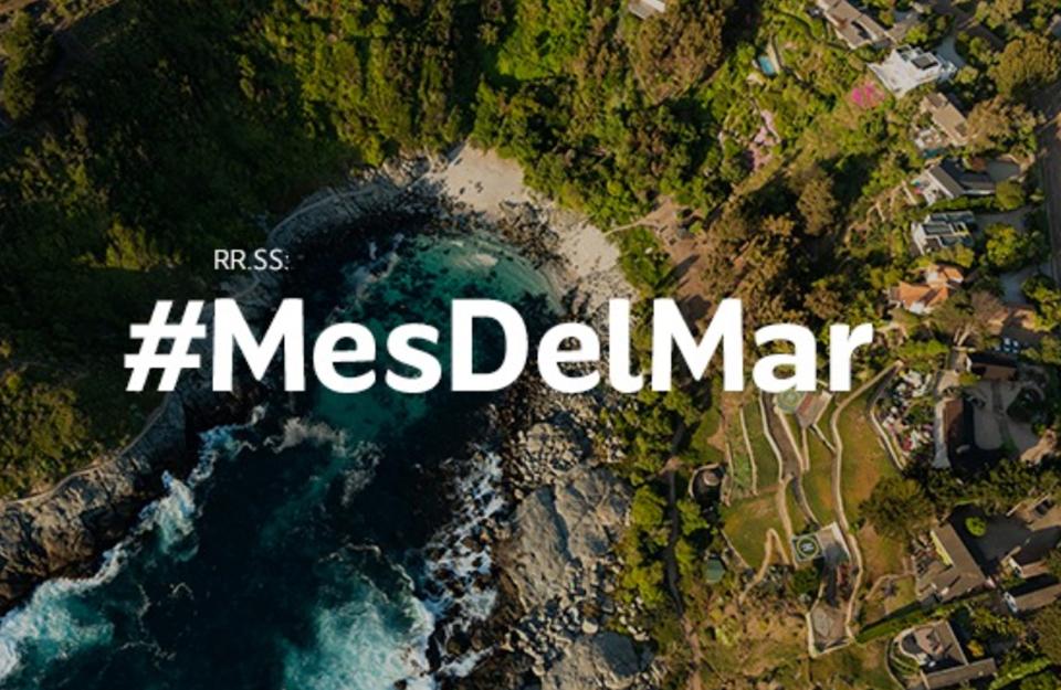#MesDelMar: Las bondades de la costa chilena
