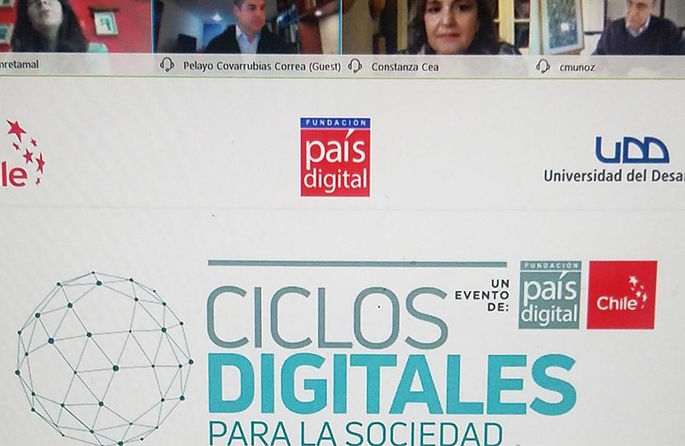 Mundo público – privado analizó el impacto de la transformación digital en tiempos de COVID-19 | Marca Chile