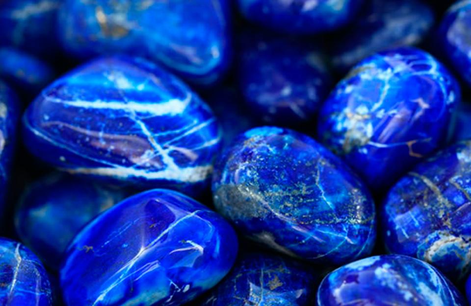 Piedras semipreciosas de Chile