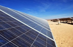 Solar Powerplant will supply Google's data center in Chile