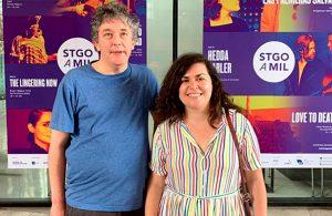 Santiago a Mil: Periodistas internacionales presenciaron festivales culturales en su visita a Chile