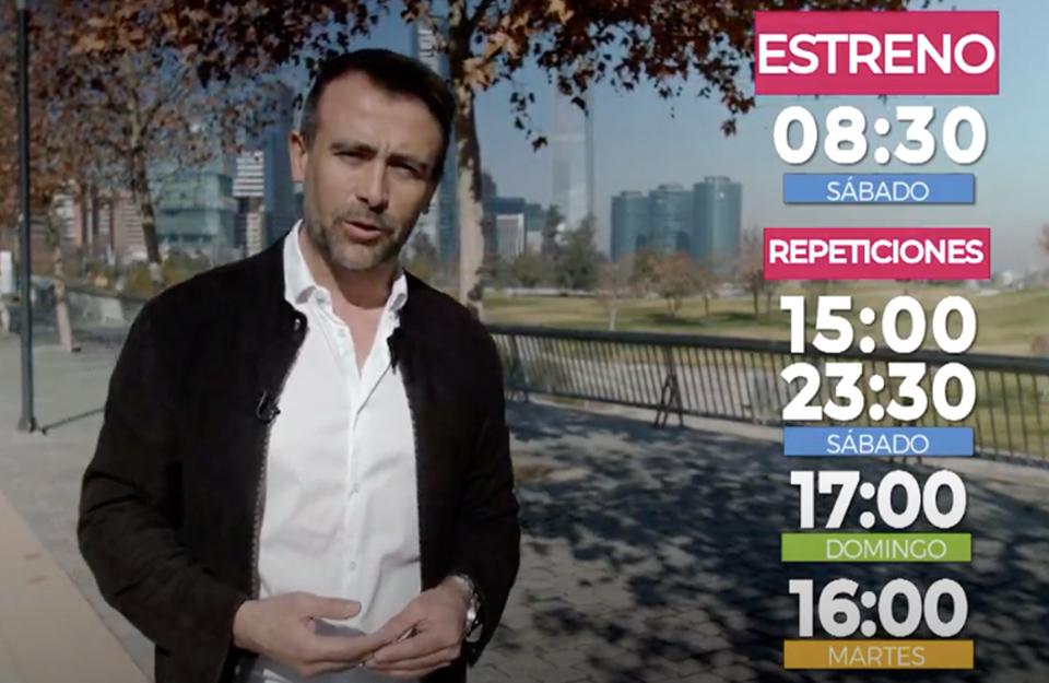 Talento #MadebyChileans en el programa Rompe Paradigmas de CNN Chile