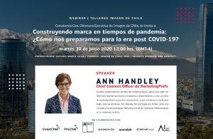 Te invitamos a nuestro segundo webinar: Construyendo marca en tiempos de pandemia