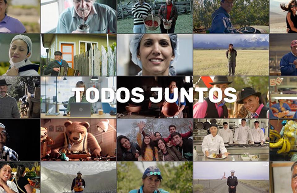 #TodosJuntosxChile: El poder de la colaboración para enfrentar el COVID-19