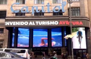 """Welcome to Adventure Tourism"" alrededor del mundo"