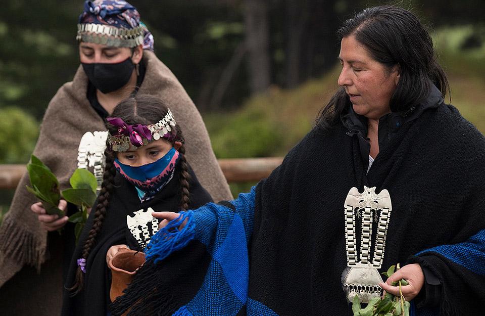 Vivir el eclipse a través de la cosmovisión mapuche | Marca Chile