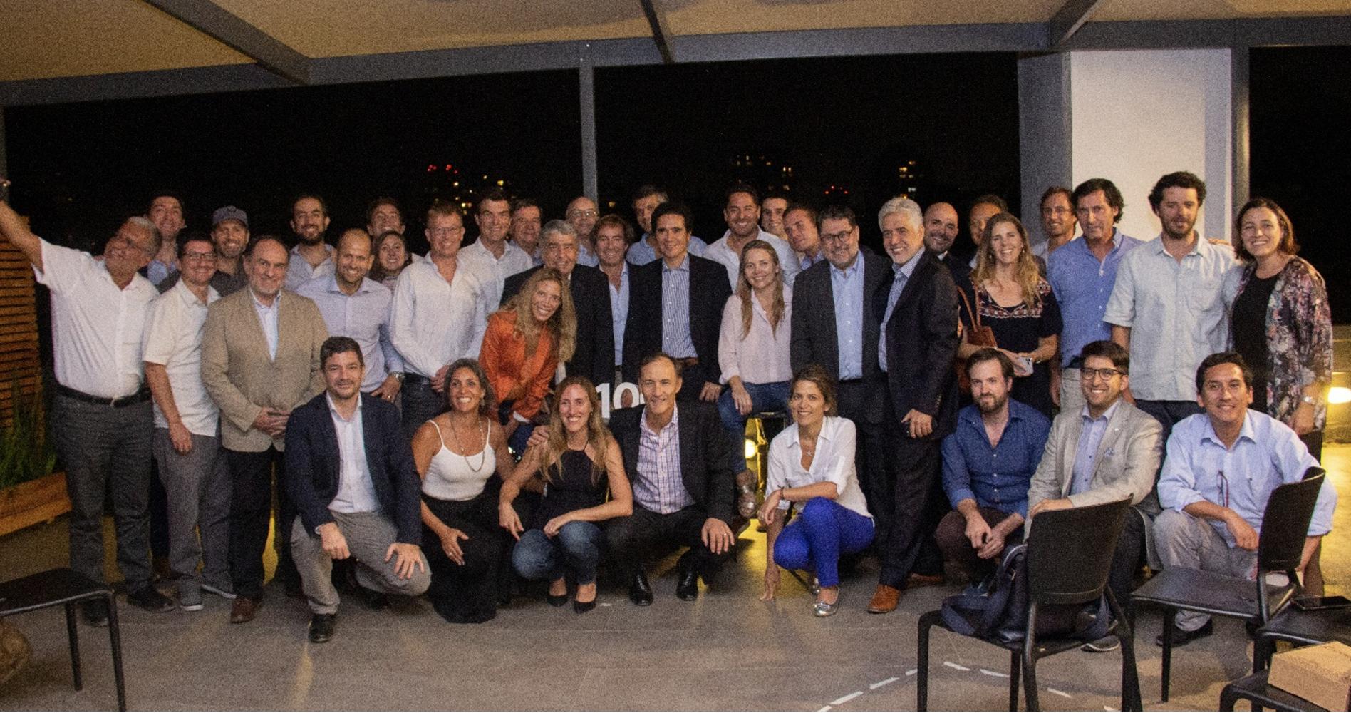 Imagen de Chile y G100 se unen por el emprendimiento chileno