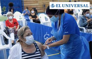 Chile afianza liderazgo en Latinoamérica con más de tres millones de vacunados