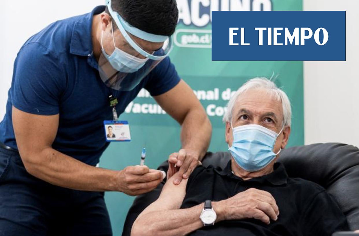 Las claves del éxito de Chile en su vacunación contra el covid | Marca Chile