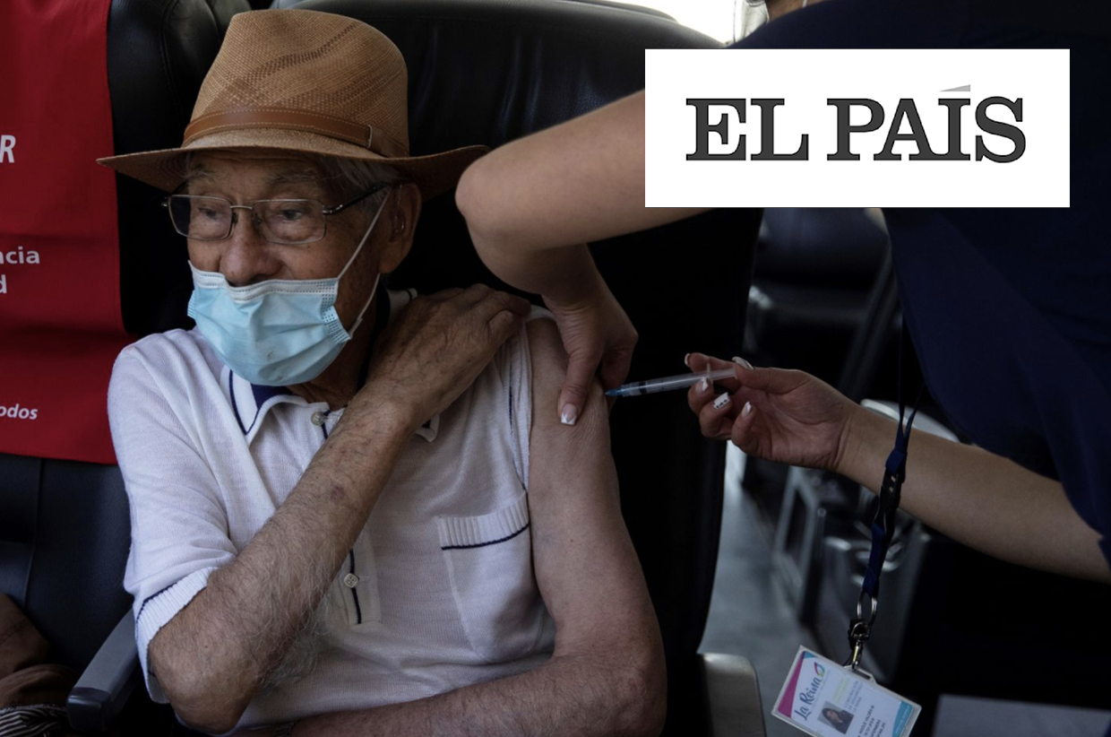 Chile vaccinates nearly 1.3 million people against COVID-19 in one week | Marca Chile
