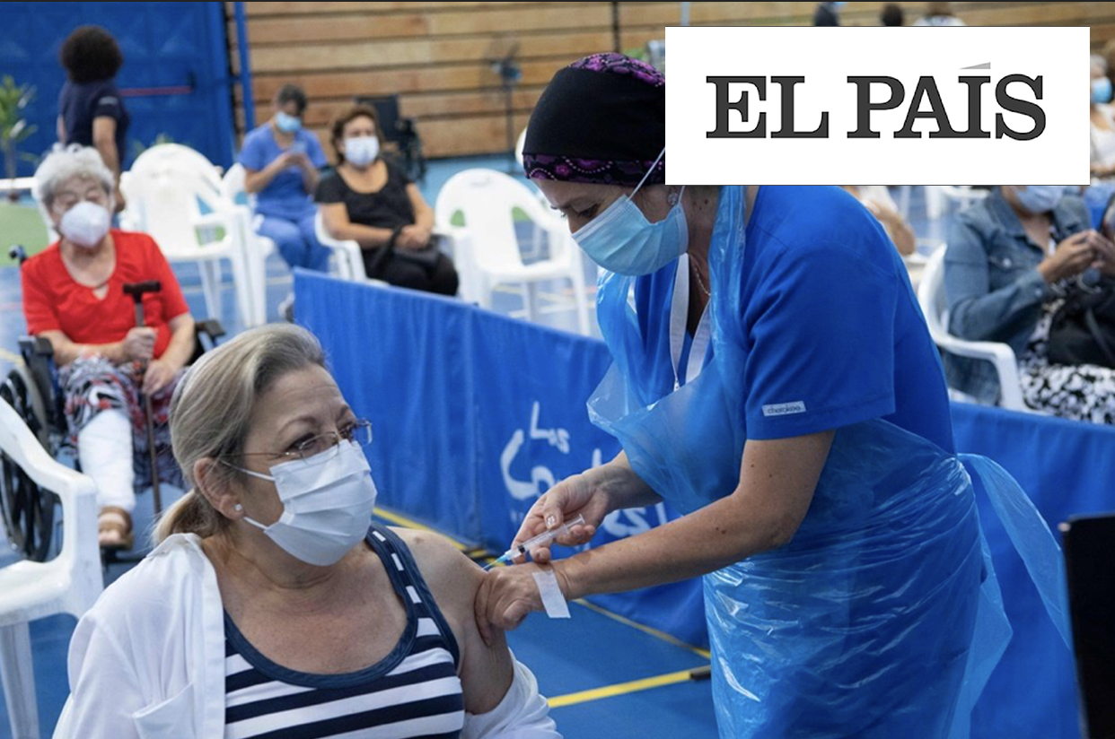 How Chile vaccinated 16% of its population in just 21 days | Marca Chile