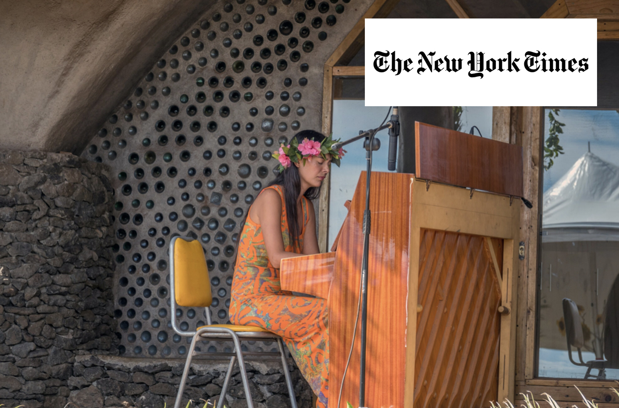 From Easter Island, a Pianist Emerges | Marca Chile