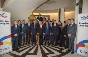 Alianza busca potenciar la imagen de Chile en España