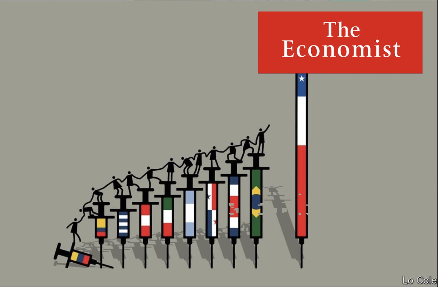 La vacunación va bien en Chile. ¿Por qué no en sus países vecinos? | Marca Chile
