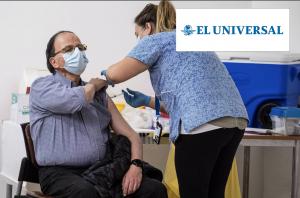 Chile es el país que más rápido vacuna contra Covid-19 en el mundo, revela informe