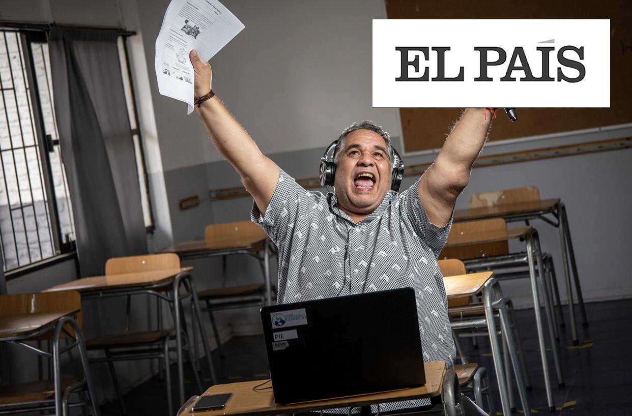 Super Teachers in the world Chile: Eduardo Parraguez, the radiophonic teacher | Marca Chile