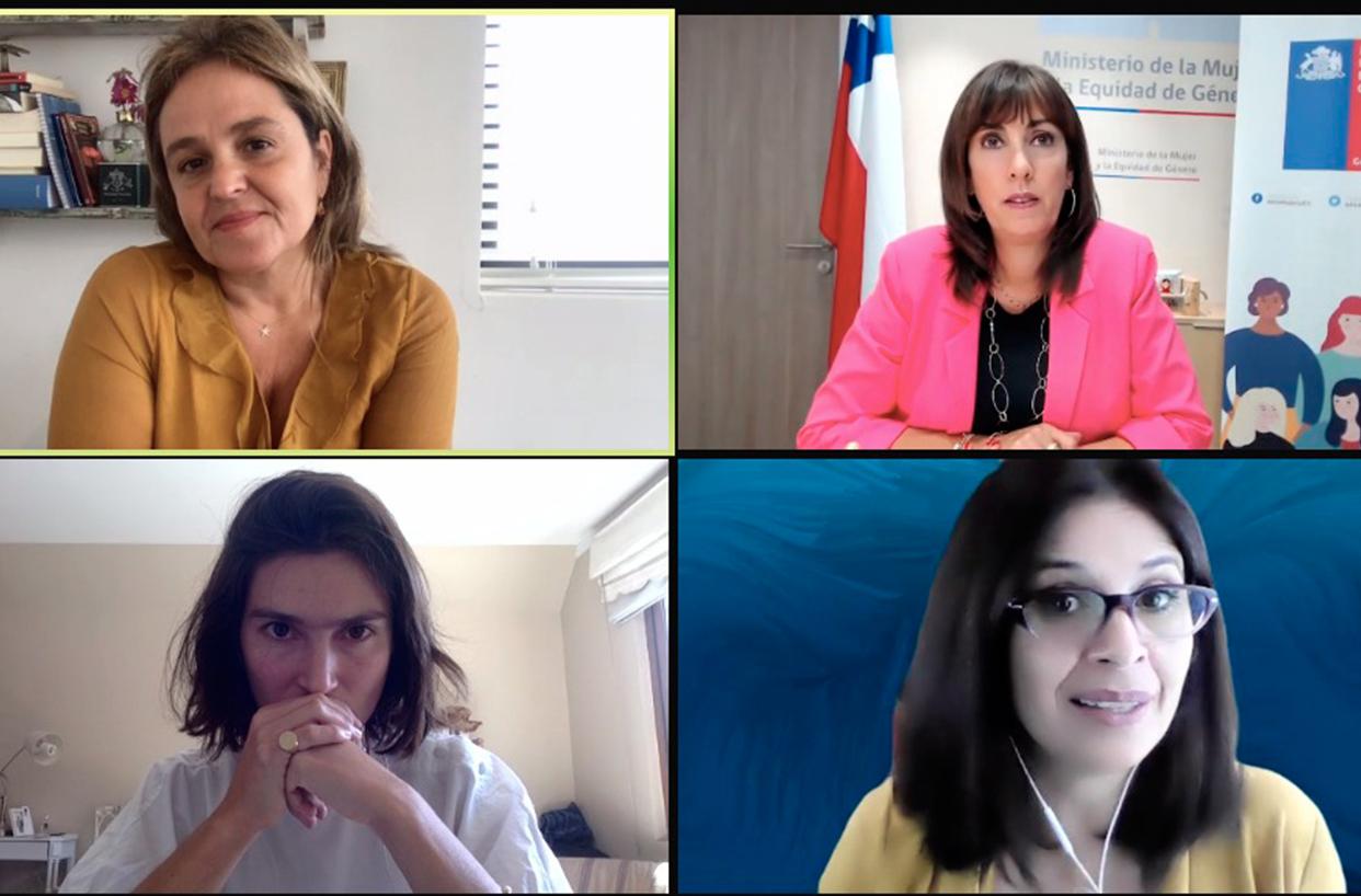Expertas analizan las oportunidades y desafíos que abre la paridad de género en el proceso constituyente de Chile