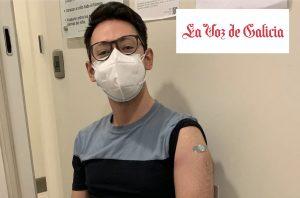 Samuel Iglesias, arousano en Chile: «Aquí solo tienes que acudir a un centro e identificarte»