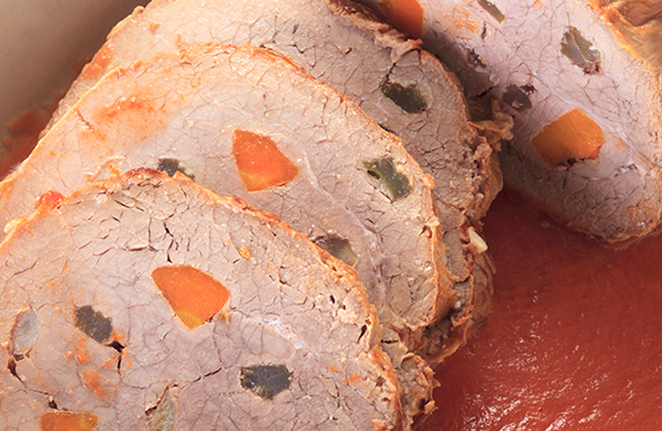 Carne Mechada | Marca Chile
