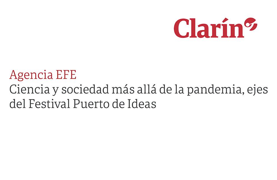 Ciencia y sociedad más allá de la pandemia, ejes del Festival Puerto de Ideas | Marca Chile