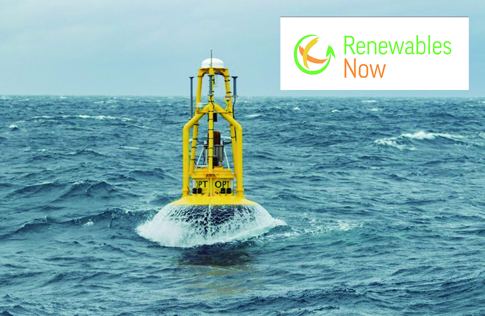 Enel Green Power deploys OPT's wave energy converter in Chilean waters | Marca Chile
