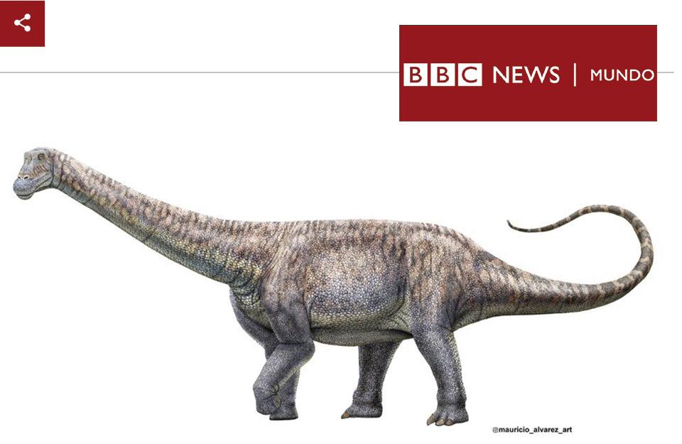 Descubren nueva especie de dinosaurio en el desierto de Atacama en Chile | Marca Chile